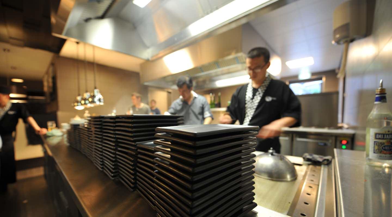 Shintori Restaurant, Concept All you can eat